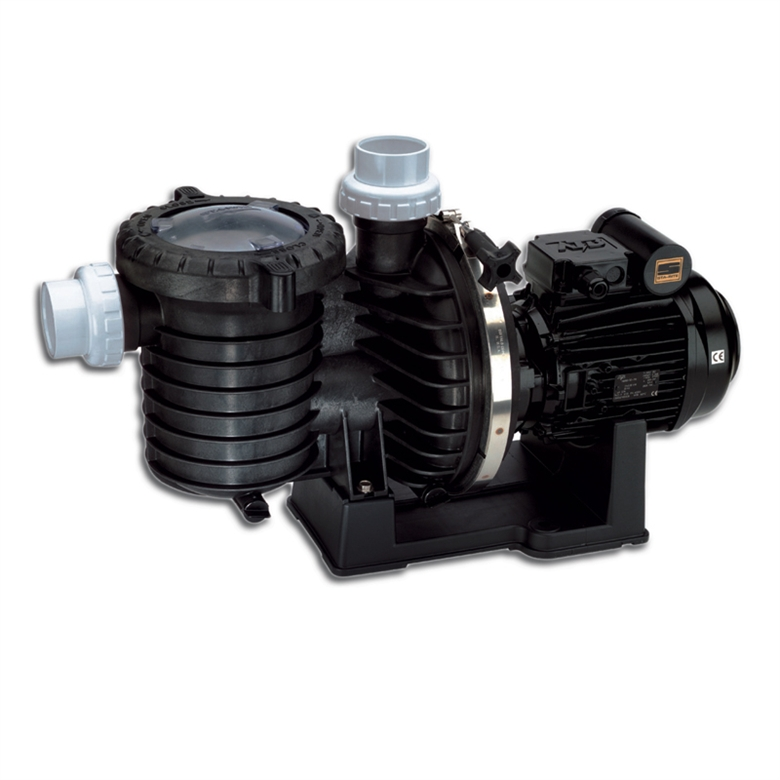 Sta rite 5p6r commercial single phase pump 2 hp for Sta rite well pump motor